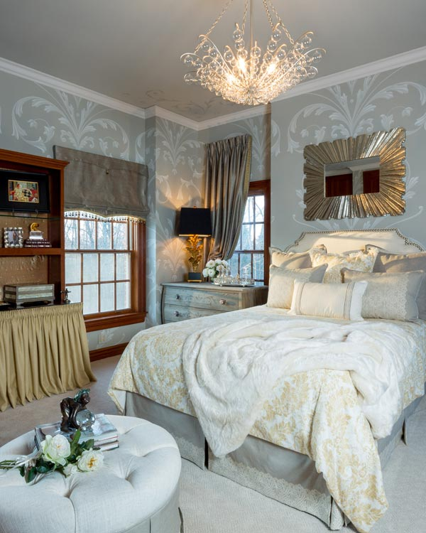 Bedroom Redesign By Columbus Interior Design Home Decorator